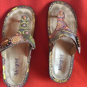 Algeria Kenya Sandals